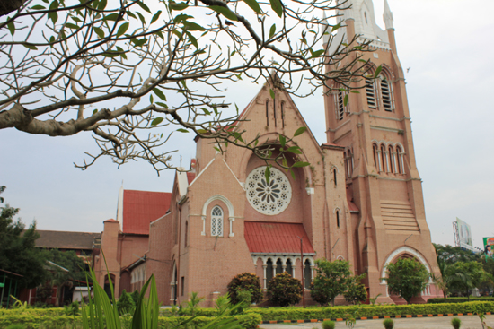 Cathedral_Church,_Yangon