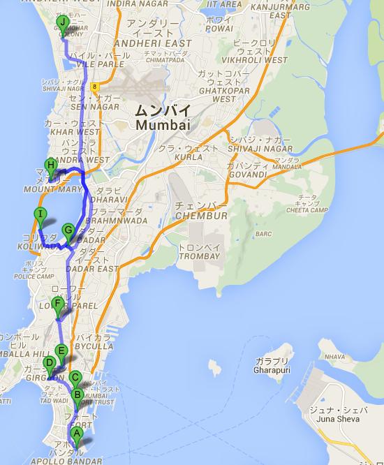 Gateway Of India Mumbai Google マップ