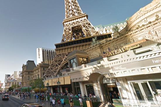 3649 S Las Vegas Blvd   Google マップ