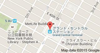 ニューヨーク公共図書館地図