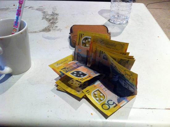 オーストラリアのお金2