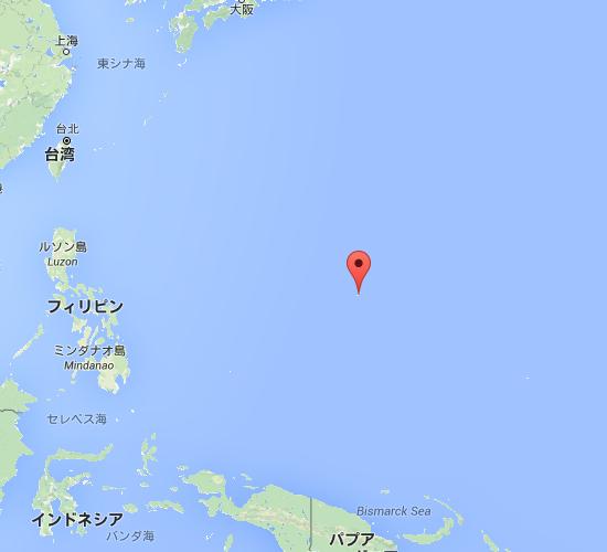 グアム   Google マップ