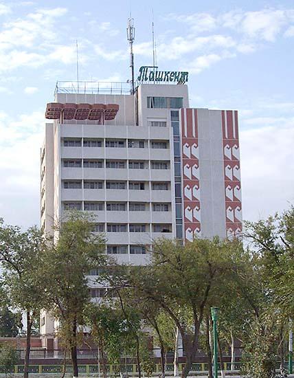 タシケントホテル