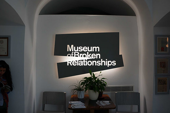 失恋博物館@ザグレブ